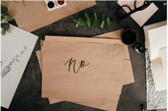 """Make A """"NO"""" List"""