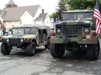 Escort vehicles