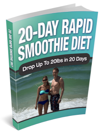 24-Hour Rapid Smoothie Diet Reviews - Is 24-Hour Rapid Smoothie Diet Useful for You? Read