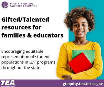 Gifted/Talented Resources