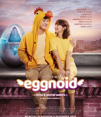Eggnoid Love & Time Portal
