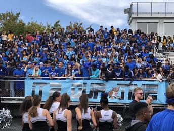 Class of 2022 (12th Grade): Blue