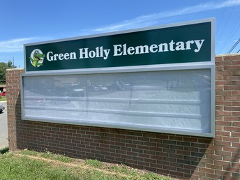 New Sign!
