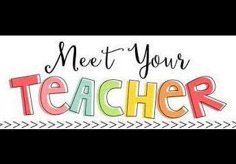 Open House/Meet Your Teacher Day!