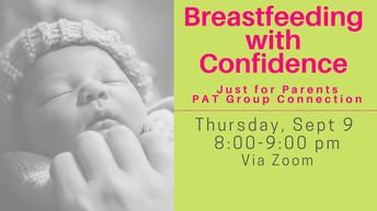 Breastfeeding with Confidence