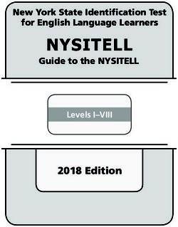NYSITELL Raw Score Conversion Charts