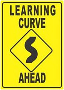 Caution: Learning Zone Ahead!