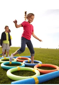 Build a Backyard Obstacle Course