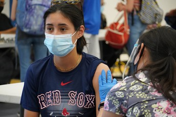 Student Vaccinations Hit MUHSD