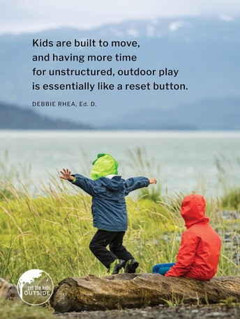 The Importance of Nature Play