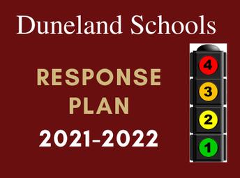DSC Response Plan 2021-2022