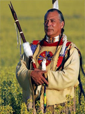 Native American Stories & Music with Keith Bear at the Fargo Public Library