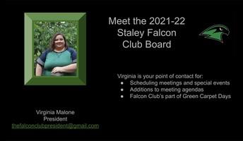 Virginia Malone, President