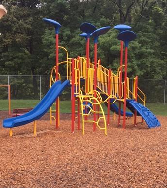 New Playground Structure