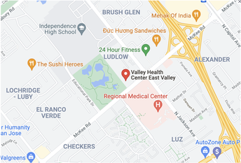Santa Clara Valley Medical Center (SCVMC) - Valley Health Center East Valley