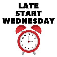 Delayed Start Wednesday - Oct 13th