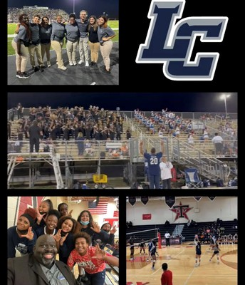 Volleyball & Football - Friday Night Lights