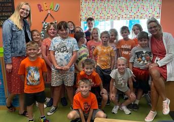 Mrs. Buss's 2nd Grade