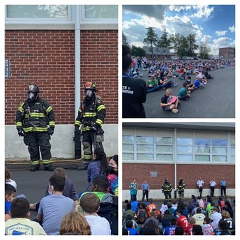 Thank you Maple Shade Fire Department!
