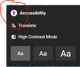 Choose Translate