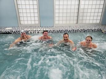 Hot Tub Fun