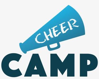 Upcoming Cheer Camp!