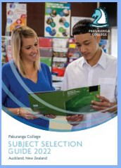 Subject Selection Guide