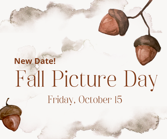 Picture of Fall Picture Day Flyer