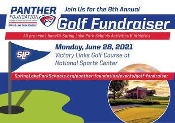 Register for the 8th Annual Panther Foundation Golf Fundraiser
