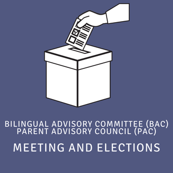 BAC and PAC Meeting and Elections