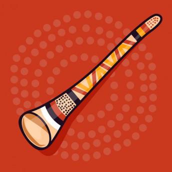 Make Your Own Didgeridoo Craft