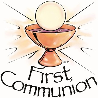 First Reconciliation and First  Holy Communion