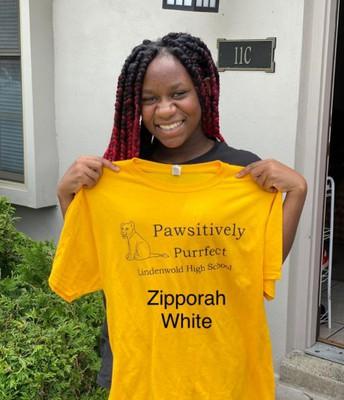 Zipporah White