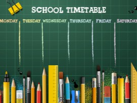 Where Can I Find the School Calendar and Holiday Schedule?