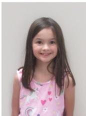 2nd Grade: Kaylee Beachy