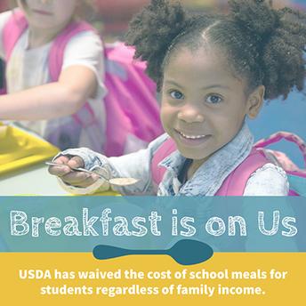 Child Nutrition: 2021-2022 School Meals (FREE)