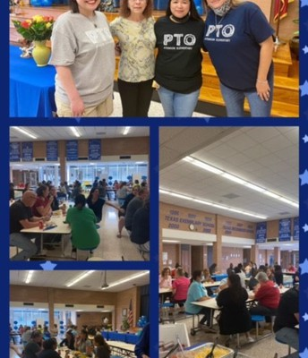 PTO SUPPORTS ATKINSON FACULTY & STUDENTS!