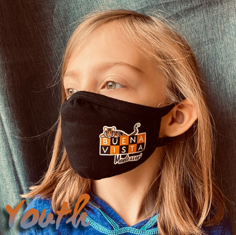 Youth Masks $6.00 Each