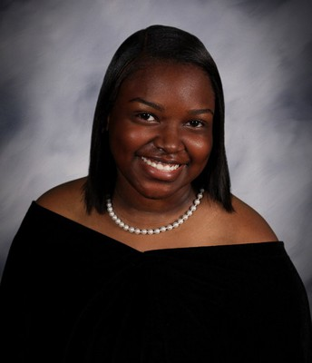 Camille Tolbert, 2020-21 CTAE Student of the Year