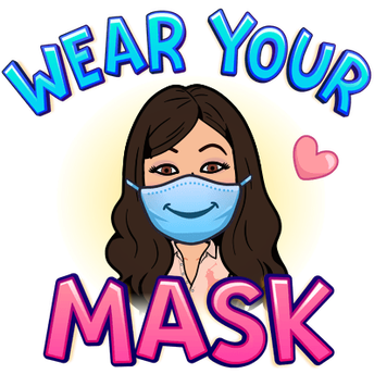 Wear a Mask Indoors