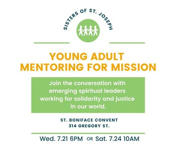 Young Adult Mentoring for Mission