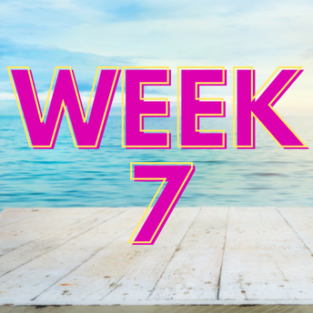Dive into Week 7 of Summer Reading!