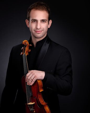 Matthew Madonia- Assistant Director, TWHS & McC JH Orchestras