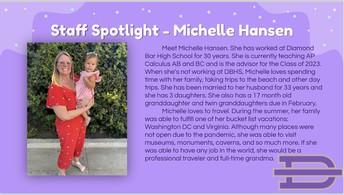 Meet Michelle Hansen
