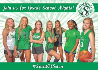 Seton Grade School Nights