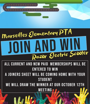Join Now for a Chance to Win an Electric Scooter!