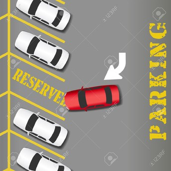 Parking Update for the Junior Lottery