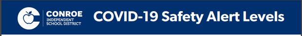 CISD COVID-19 Safety Alert Levels Website