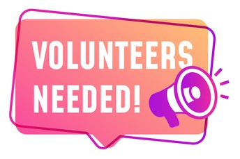 VOLUNTEERS NEEDED TO RUN OUR DIFFERENT EVENTS THROUGHOUT THE YEAR. CAN YOU HELP?