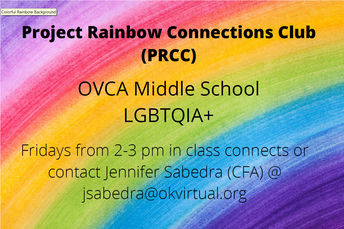 Project Rainbow Connection Club (PRCC)
